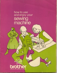 Brother Festival Sewing Machine Manual