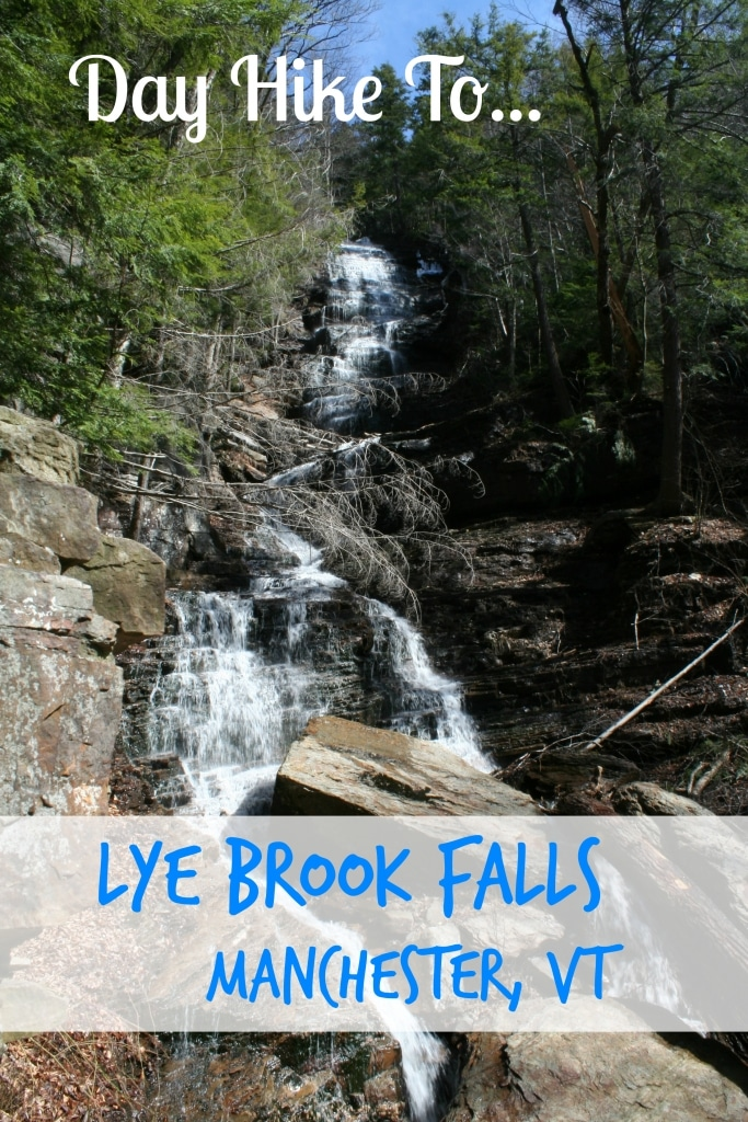 Day Hike to Lye Brook Falls
